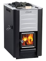 Дровяная печь HARVIA 20 ES Pro с баком для воды