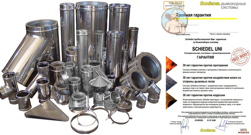 дымоходы для металлических печей, дымоходные системы для банной железной печки, комплект дымохода
