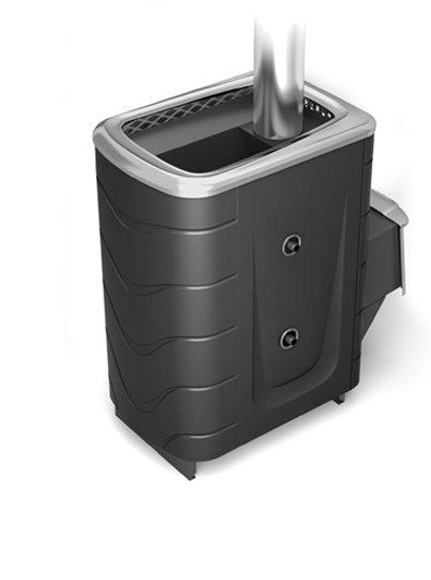 Печь банная Термофор Тунгуска 2011 Inox ДН ТО (С хромом 13% и теплообменником)