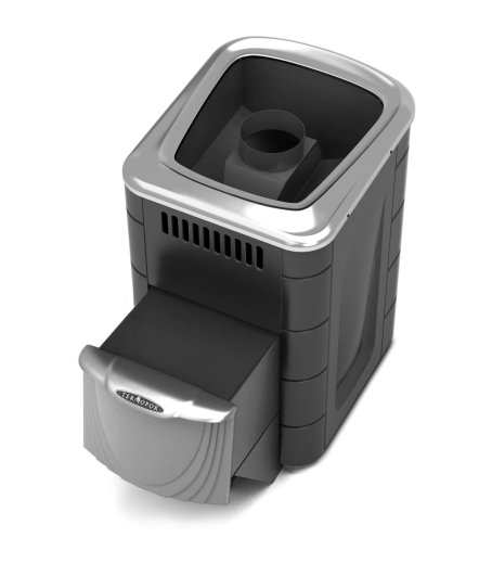 Печь банная Термофор Компакт 2013 Inox (С содержанием хрома 13%)