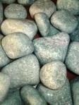 Камни для бани Жадеит овалованный, 1 кг