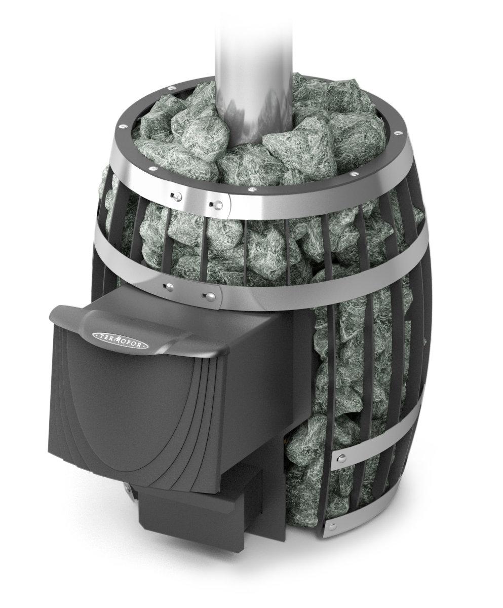 Печь банная Термофор Саяны Мини Carbon ДА