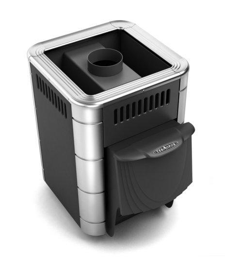 Печь банная Термофор Оса Carbon ДА КТК (С коротким топливным каналом)